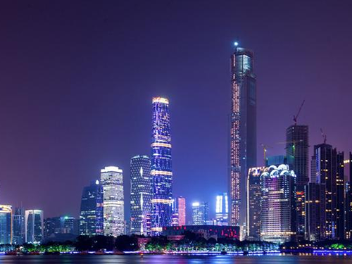 Zhujiang New Town, Guangzhou