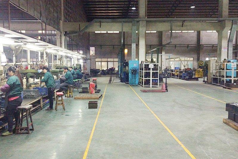 Trabajadores de fábricas