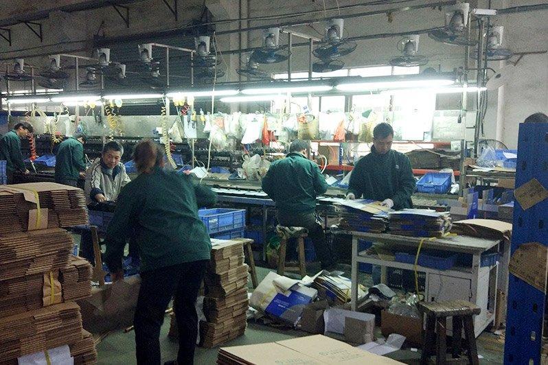 Factories Worker