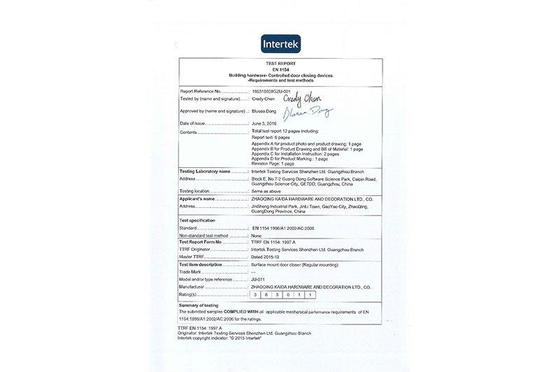 Intertek Test Report 01