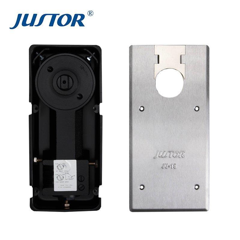 JU-18 Floor Hinge (Floor Spring) For Glass Door