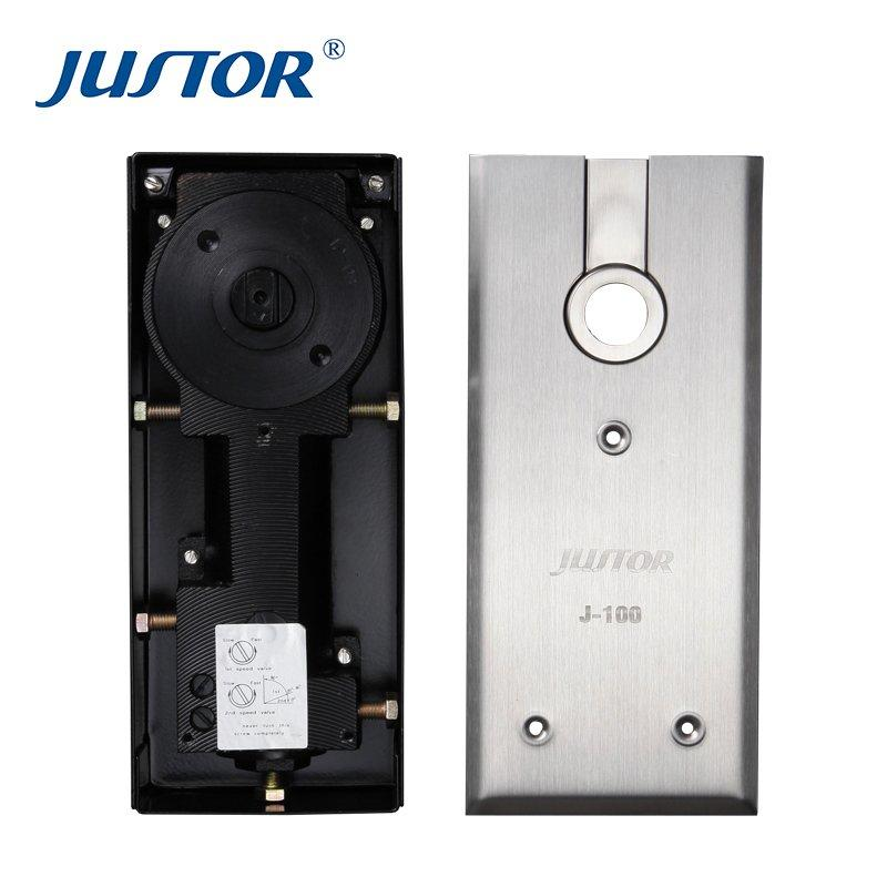 J-100 Glass door hinge floor spring floor hinge