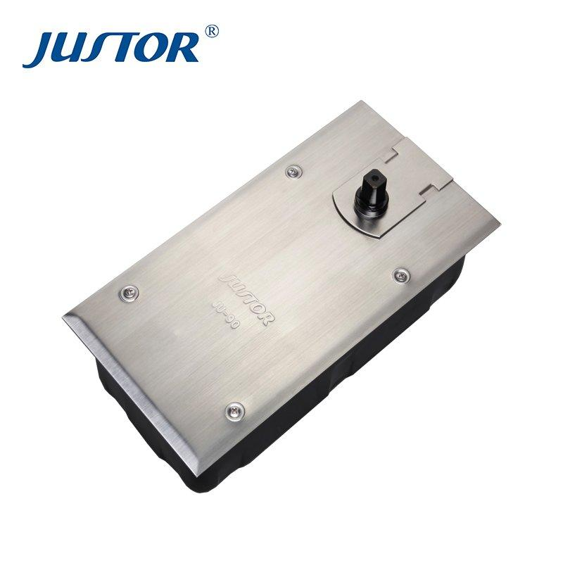 JU-90 Heavy duty double cylinder floor spring for office glass door closers