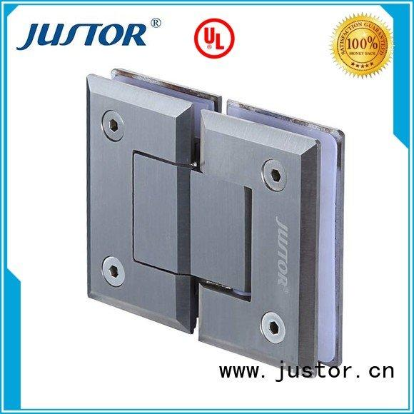 Shower room 8mm Stainless steel Kaida glass hardware glass door hinges