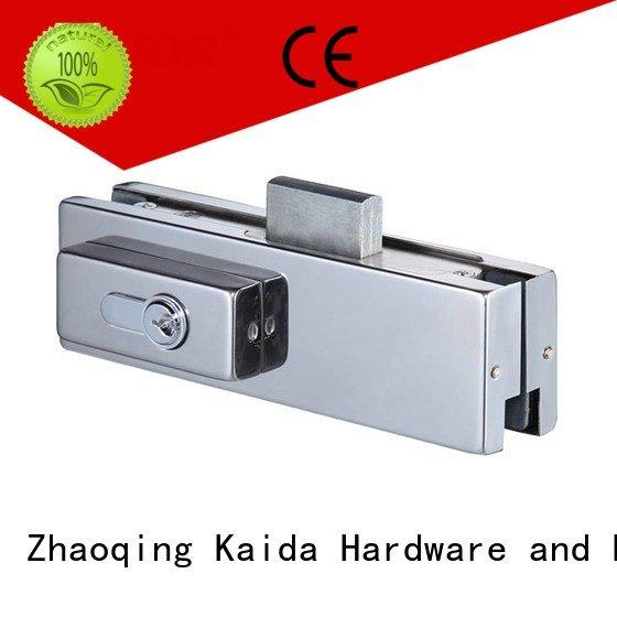 glass door fittings patch zinc patch fitting Kaida glass hardware Brand