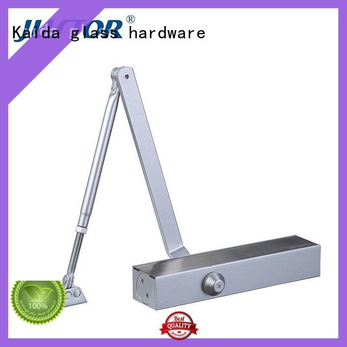 Kaida glass hardware professional door closer hardware concealed for one-way casement doors