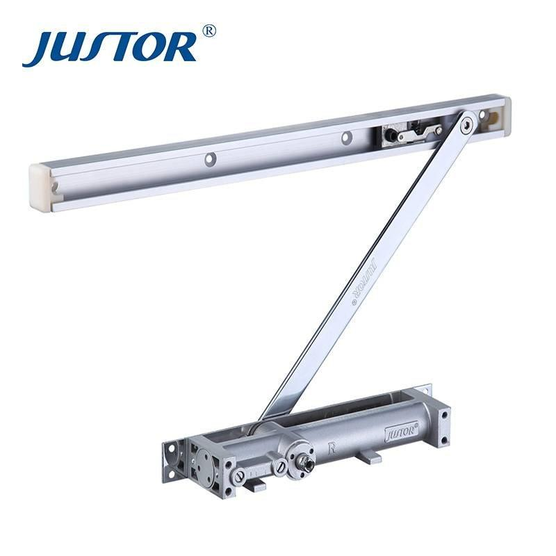 JU-093  Aluminum Alloy Adjustable Door Closer