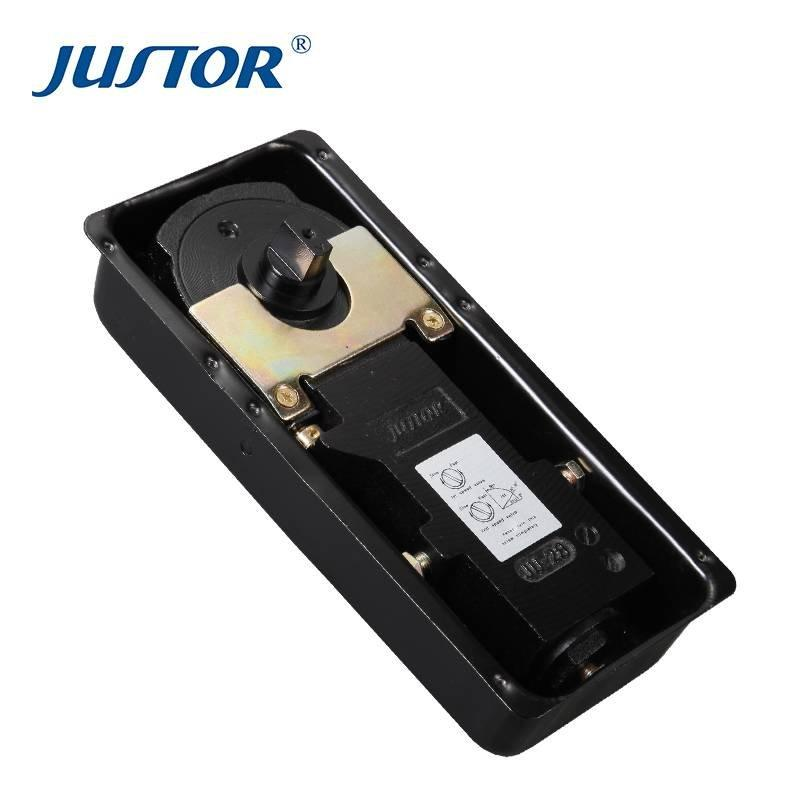 JU-28 Stainless steel furniture accessories hardware floor spring door hinge