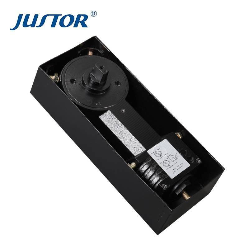 JU-320B Hydraulic Double Action Heavy Duty Floor Spring Hinge