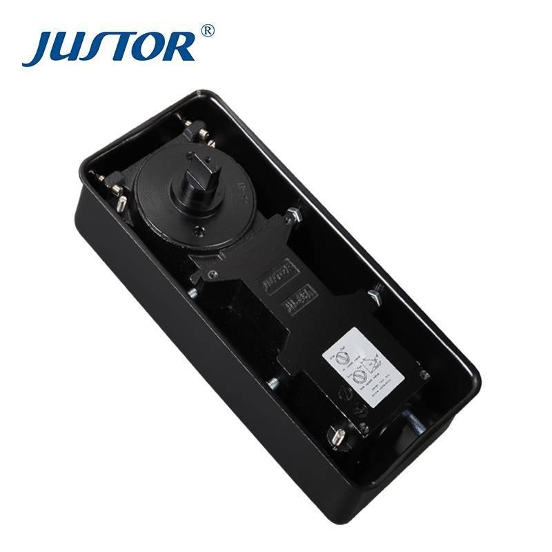 JU-48A Heavy duty no need dig floor hydraulic floor spring for glass gymnastics door