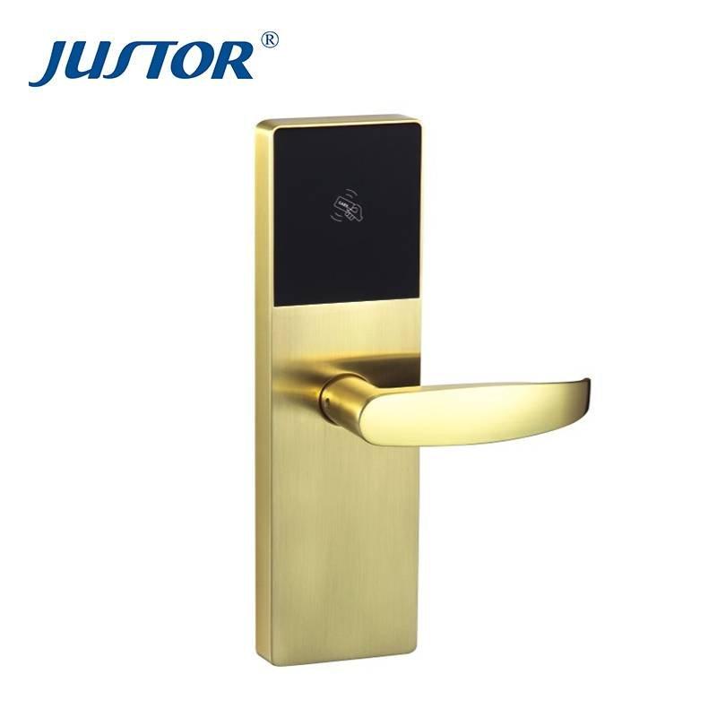 Kaida glass hardware Intelligent hotel lock EZ1002 Intelligent Lock image7