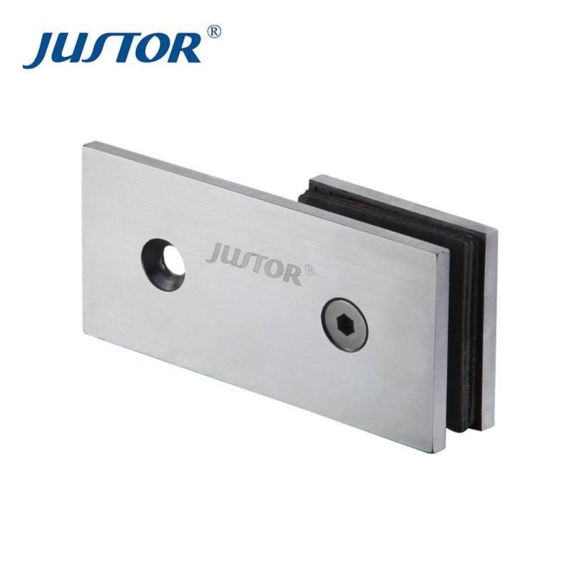 JU-W110 Adjust Glass Shower Screen Door Pivot Hinge