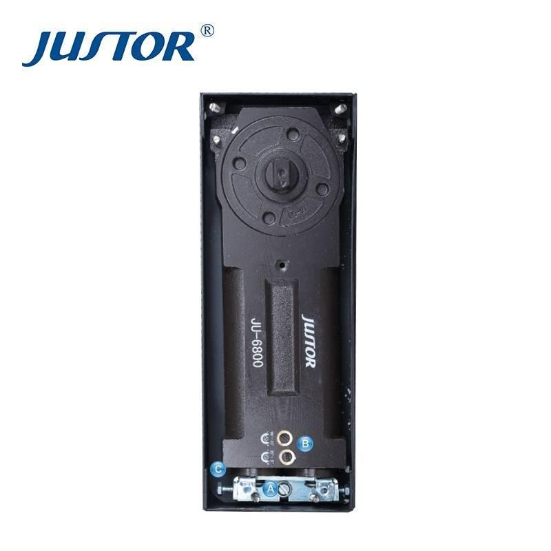 JU-6800 glass door floor hinge