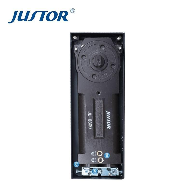 JU-6800 glass door floor hinge