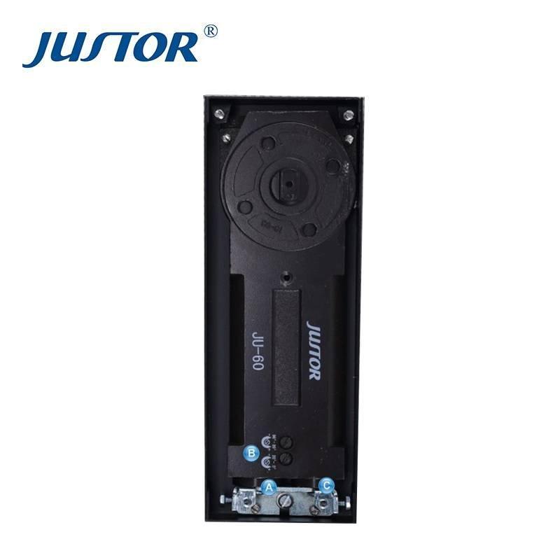 JU-60 glass door concealed floor hinge spring