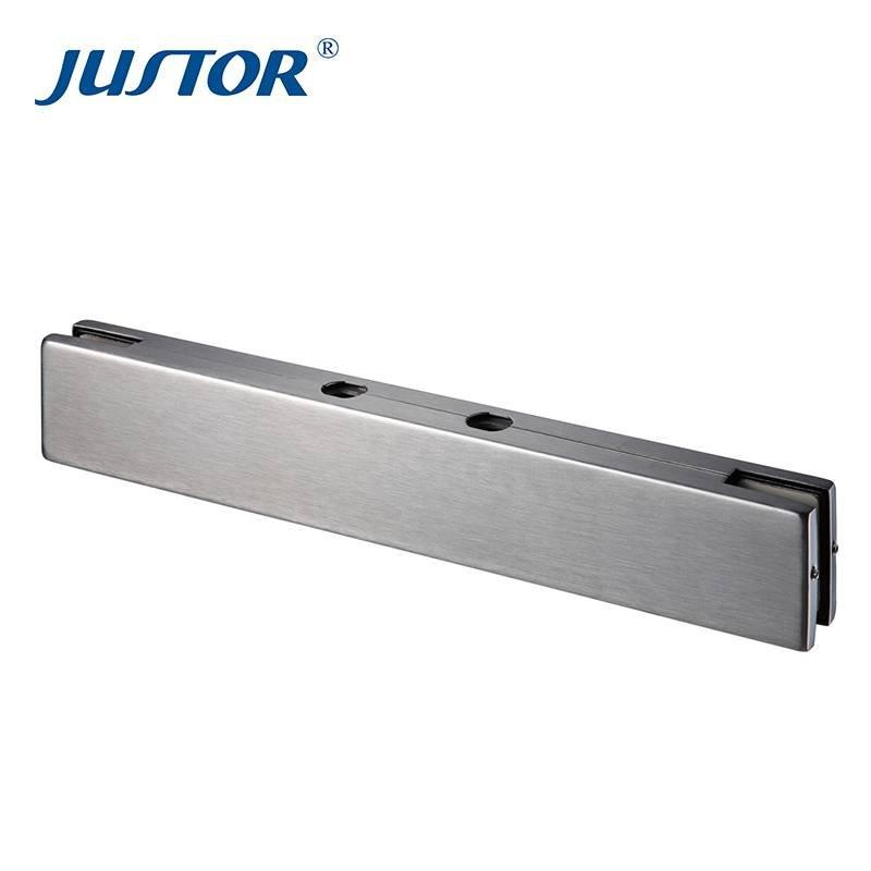 JU-610 Wholesale Price Glass Door Aluminum Bottom Patch Fitting