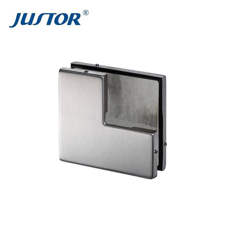 JU-460 factory 10-12mm stainless steel glass patch fitting