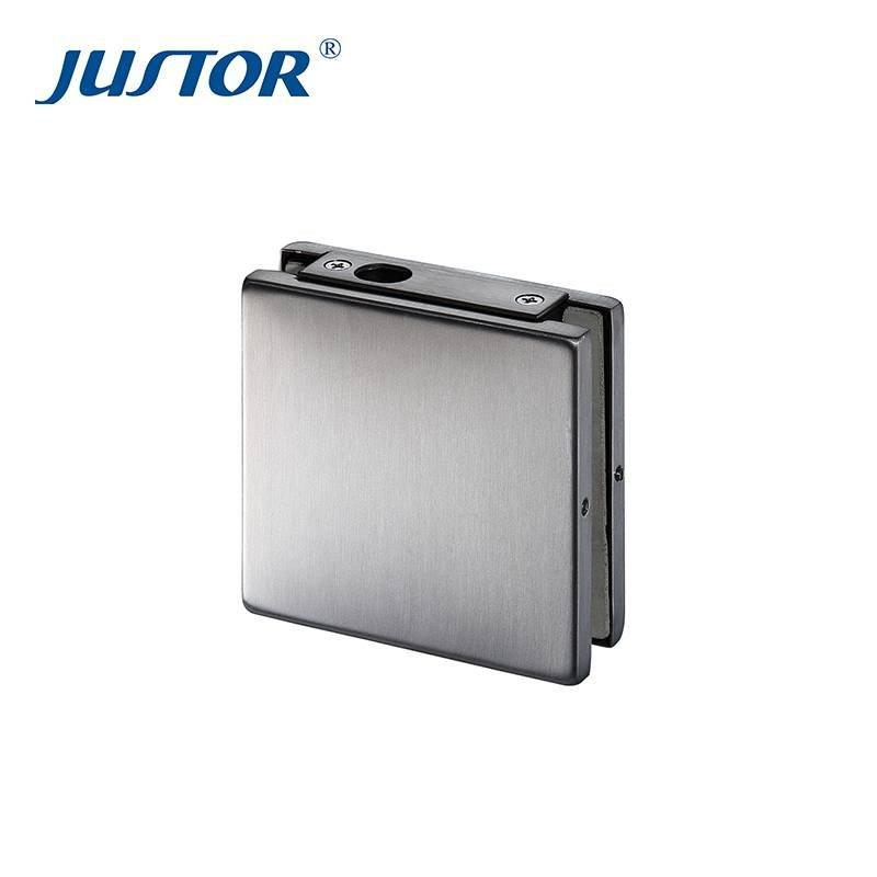 130B Strong Stainless Steel Bracket for Glass Door / Patch fitting