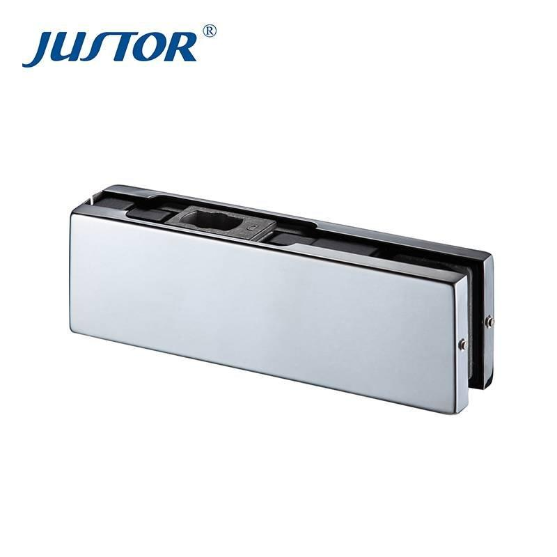 JU-010 glass door clamp top patch fitting