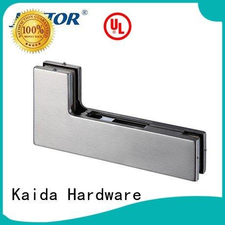 Wholesale patch Stainless steel patch fitting Kaida glass hardware Brand