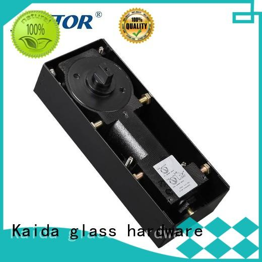 Kaida glass hardware reliable floor spring for glass door factory price for banks