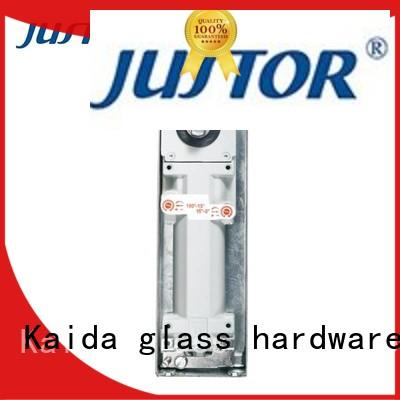 Kaida glass hardware durable floor hinge from China for office buildings