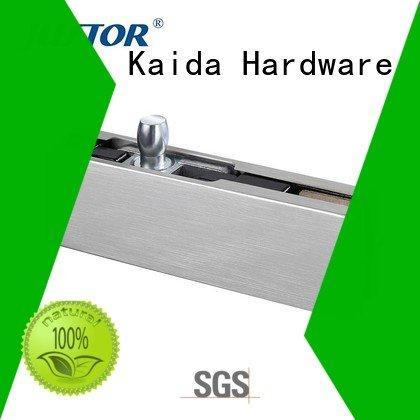 Wholesale Aluminum iron patch fitting Kaida glass hardware Brand