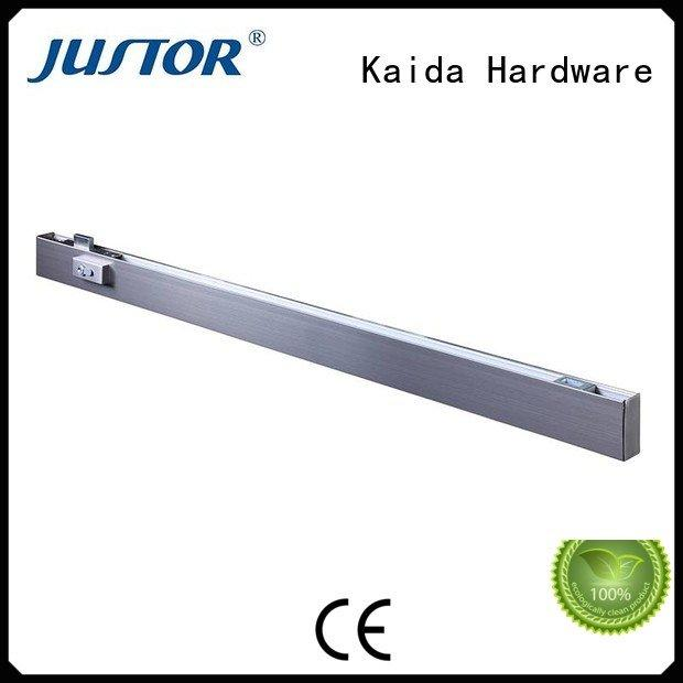 12mm zinc Stainless steel patch fitting Kaida glass hardware