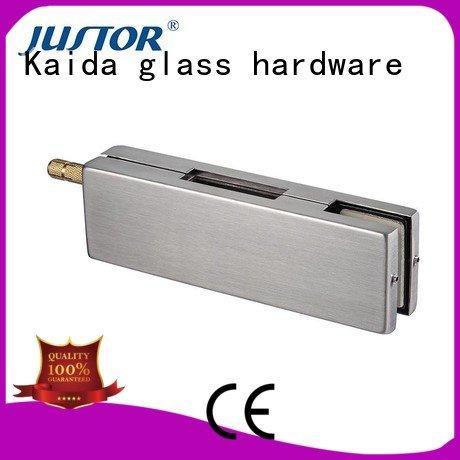 10mm zinc patch fitting patch Kaida glass hardware