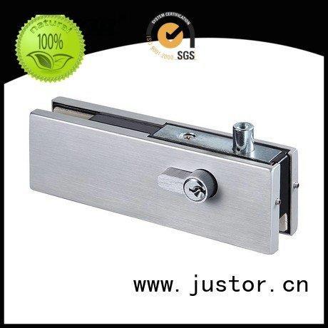 Aluminum 12mm patch Kaida glass hardware glass door fittings