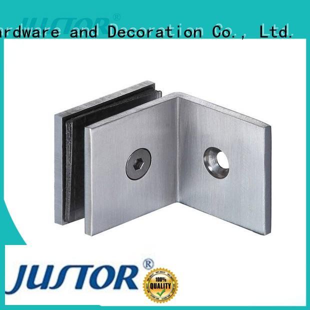 Kaida glass hardware bidirectional opening shower door hinges supplier for bathroom