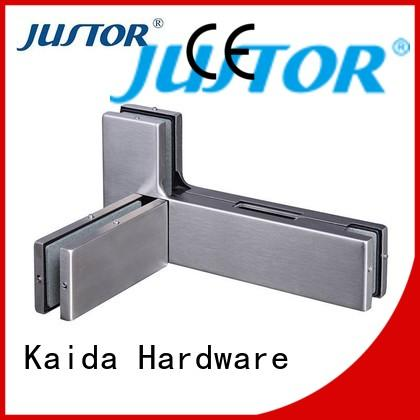 glass door fittings iron zinc Bulk Buy 10mm Kaida glass hardware