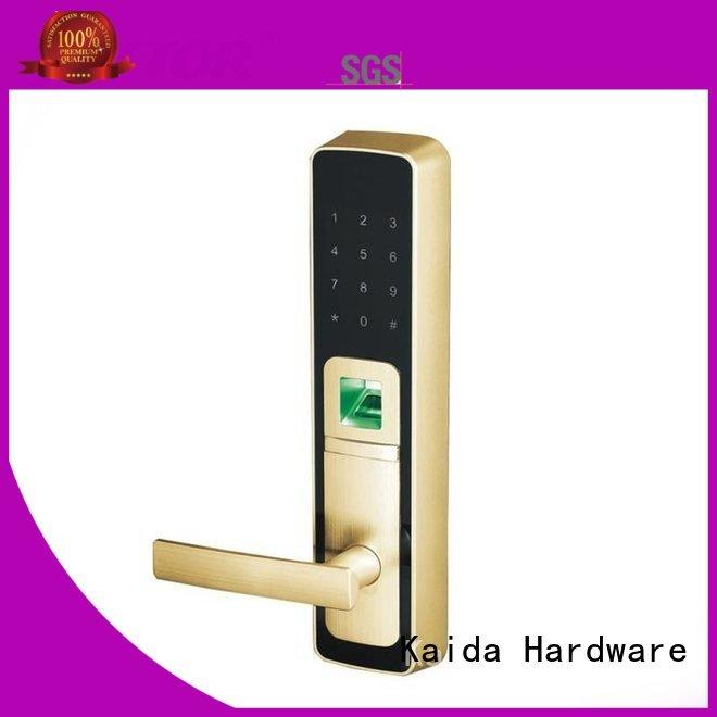Kaida glass hardware Brand hotel campus wooden electronic hotel locks