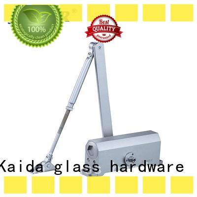 Kaida glass hardware stable hydraulic door closer design for home