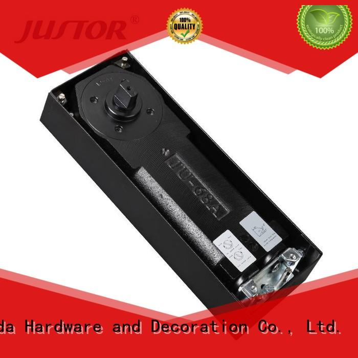 Kaida glass hardware single cylinder dorma floor spring factory price for hotels