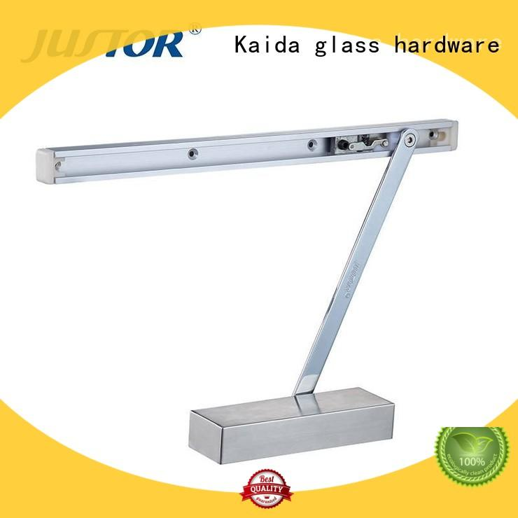 Kaida glass hardware stable door closer hardware from China for warehouses