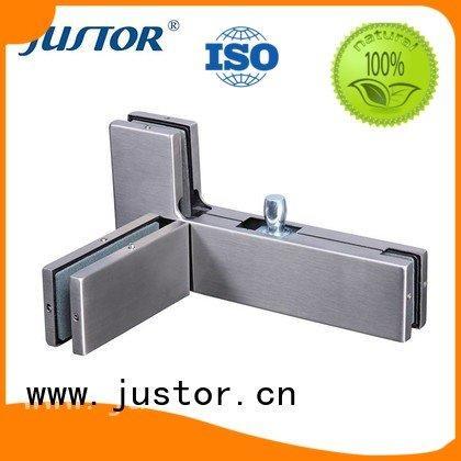 Kaida glass hardware Brand Stainless steel iron Aluminum patch fitting