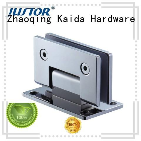 good price glass to glass shower door hinges stainless steel manufacturer for hotels