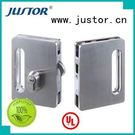 sliding glass door handle with lock Double side door double side glass door top grade chamber lock Bulk Buy