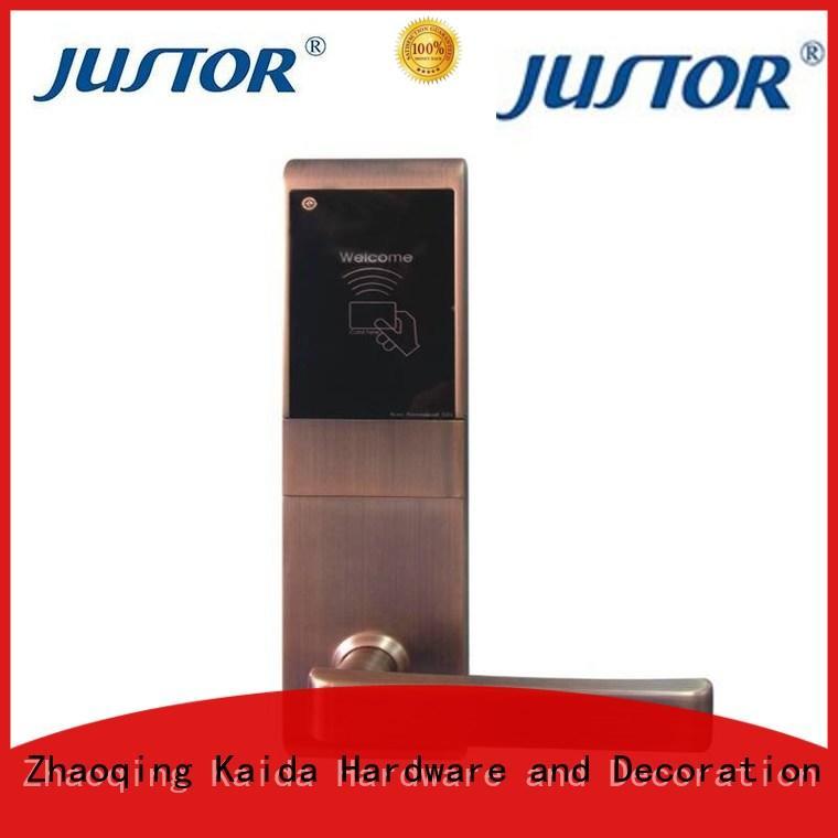 intelligent digital door lock Zinc alloy wholesale for security doors