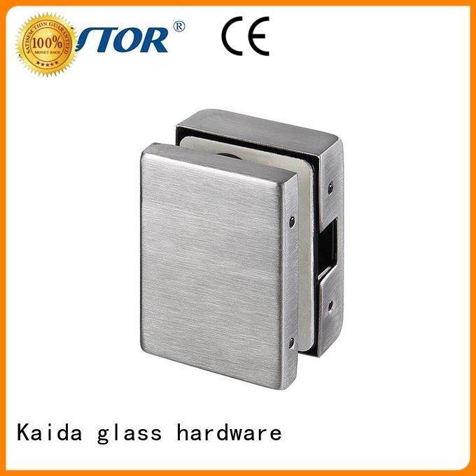 Kaida glass hardware 10mm fitting patch fitting iron 12mm