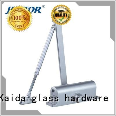 aluminum alloy heavy duty door closer factory direct supply for offices