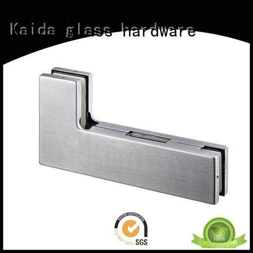 fitting Aluminum 10mm patch fitting Kaida glass hardware
