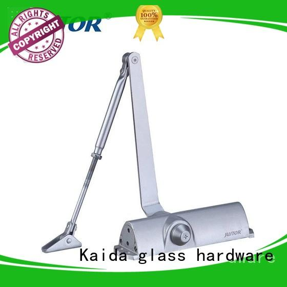 high quality door closer hardware square shape factory direct supply for one-way casement doors