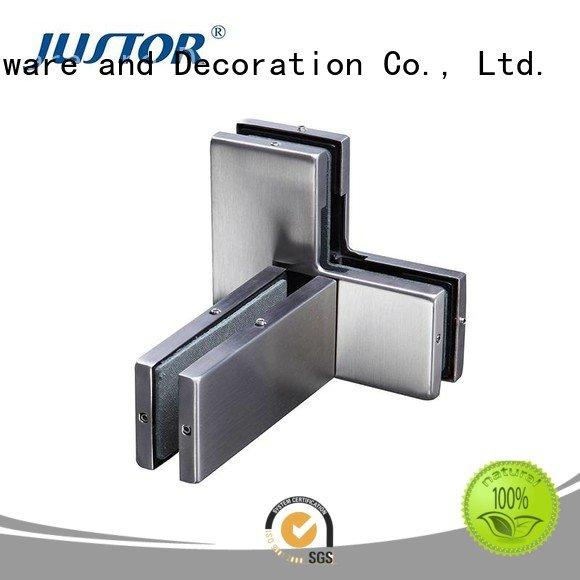 Kaida glass hardware patch fitting patch floor spring Stainless steel fitting