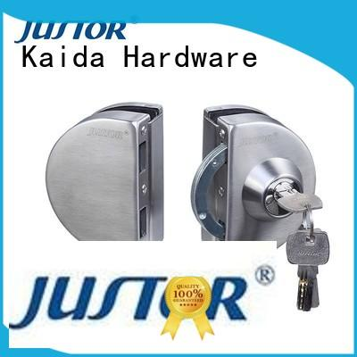 real double glass door lock manufacturer for hotel