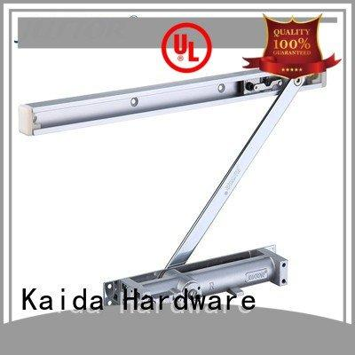 door closer hardware No frame glass iron refined rooms Kaida glass hardware