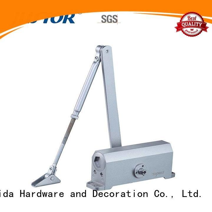 door closer hardware Two adjustable speed door automatic door closer Kaida glass hardware Brand