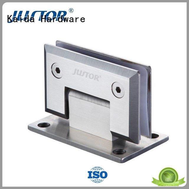 shower door bathroom 12mm Shower room Kaida glass hardware glass door hinges