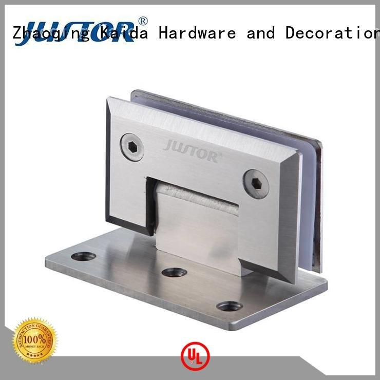 glass to glass hinges clip glass door hinges Shower room